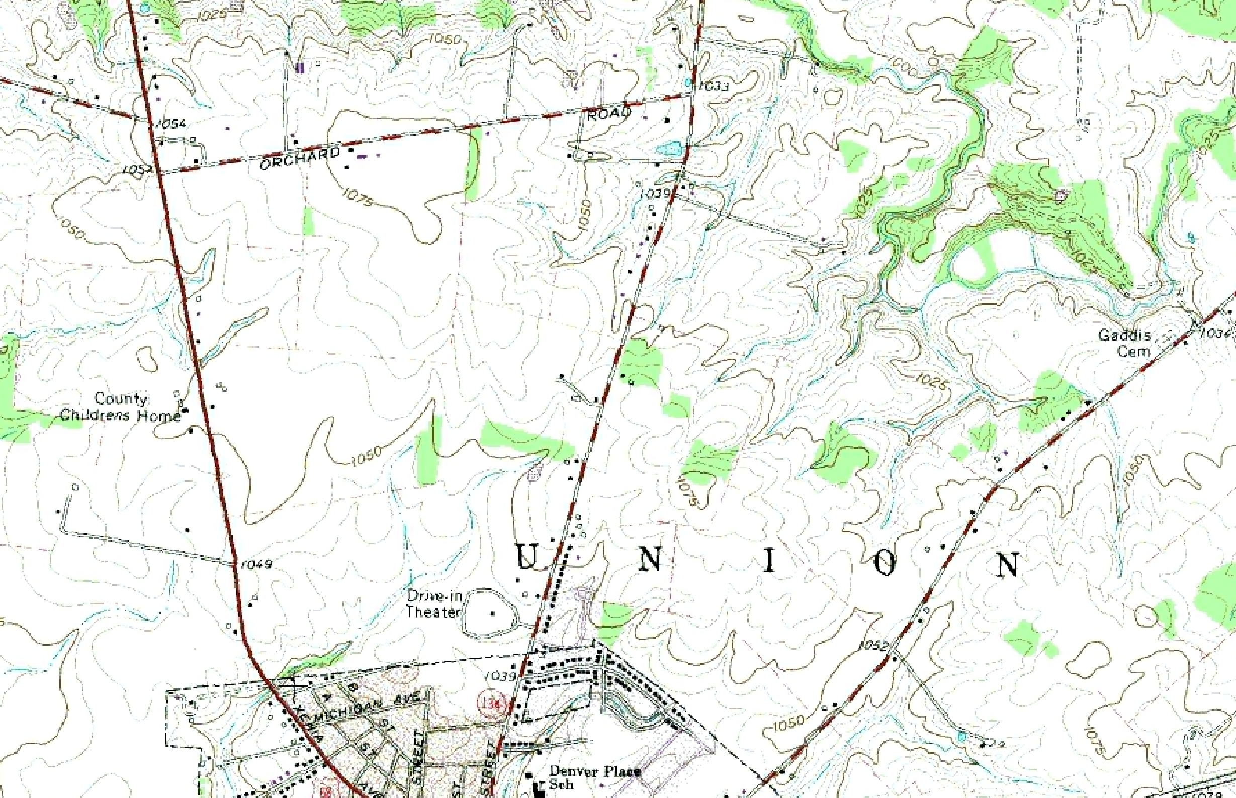 USGS - Usgs quad maps